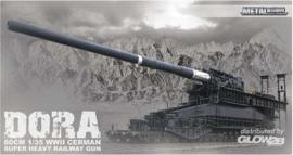 Dora Railway Gun Limited Edition! in 1:35