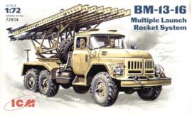 BM-13-16 Rocket Launcher