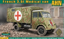 ACE | 72524 | 3.5T medical van AHN | 1:72