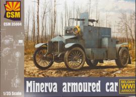 CopperStateModels | CSM35004 | Minerva armoured car | 1:35