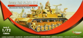 Mirage | 728056 | Ps.Kpfw. IV Ausf.D Tropenpanzer | 1:72
