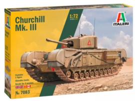 Italeri   7083   Churchill Mk.III   1:72