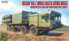 ModelCollect | UA72030 | Russian BAL-E Coastal Missile System MZKT chassis | 1:72