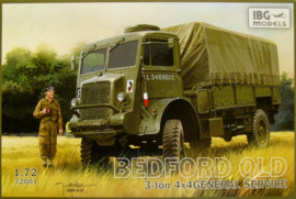 Bedford QLD, 3-ton 4x4 general service