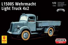 Attack | 72903 | L1500S Wehrmacht Light Truck 4x2 | 1:72