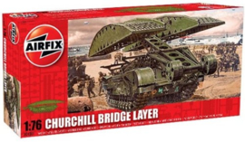 Churchill bridgelayer
