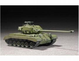 Trumpeter   07287   T26E4 Pershing Heavy Tank   1:72