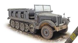 SdKfz.6 Zugkraftwagen 5t Pionier