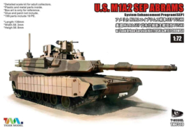 "US M1A2 SEP ""Abrahams"" - (SEP TUSK I MBT)"