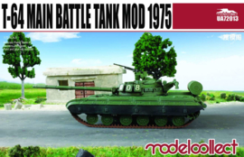 T-64 Main Battle Tank M1975