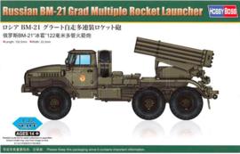 Hobbyboss | 82931 | BM-21 Grad Multiple Rocket Launcher | 1:72