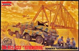 """SdKfz.233 """"Stummel"""""""