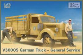 V3000S German Truck General Service