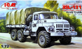 ICM | 72811 | ZIL-131 Army Truck | 1:72