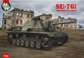 SU-76i - Command Version""