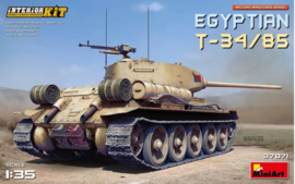 MiniArt | 37071 | Egyptian T-34-85. Interior Kit | 1:35