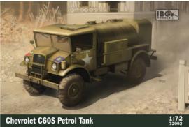 IBG | 72092 | C60S Petrol tank - no.11 & 13 cabs | 1:72