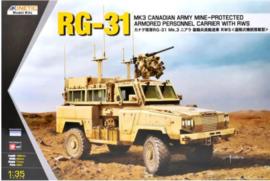 Kinetic   K61010   RG-31 MK3   1:35