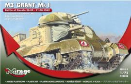 Mirage | 728008 | M3 Grant Mk.I battle of Gazala | 1:72