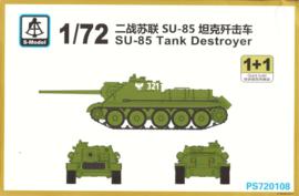 SU-85, 1+1