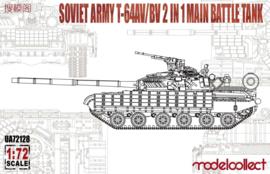 T-64AV/BV 2 IN 1 Main Battle Tank