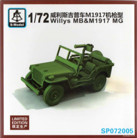Willy MB Jeep with MG