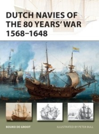 Osprey publ | NVG183 | Warships of the Anglo - Dutch Wars 1652-74