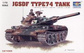 Trumpeter   07218   JGDSF Type 74   1:72