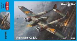 MikroMir | 48-016 | Fokker G1a | 1:48