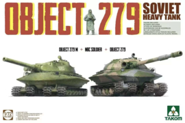 Object 279, nbc soldier, Object 279M