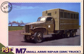 Small Arms Repair M7 on GMC base