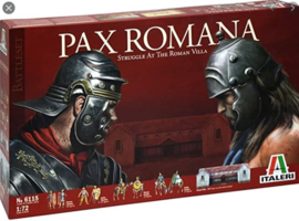 Italeri | 6115 | PAX Romana struggle at the roman villa | 1:72