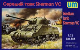 UM | 386 | Sherman Firefly VC | 1:72