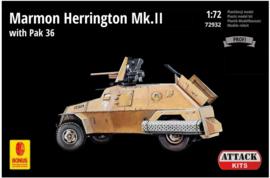 Attack | 72932 | Marmon Herrington MK.II with pak36 | 1:72