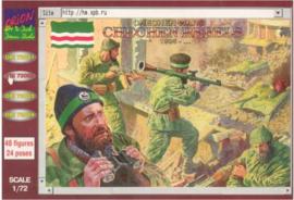 Orion | 72003 | Chechen Rebels 1995 | 1:72
