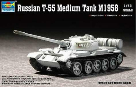 T-55 TANK (MOD 1958)