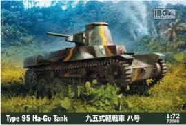IBG | 72088 | Type 95 Ha-Go tank | 1:72