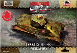 FTF | 085 | H-35 Light Tank (late) | 1:72