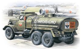 ICM | 72561 | ZIT-157 Fuel Truck | 1:72