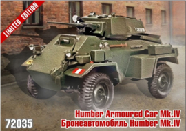 Zebrano | 72035 | Humber Mk.IV | 1:72