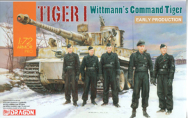 Tiger 1, wittmann's command tiger