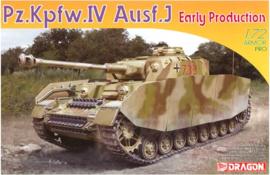 Dragon | 7409 | Pz.Kpfw.IV Ausf.J early | 1:72