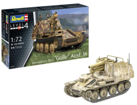 Revell | 03315| Sturmpanzer 38(t) Grille Ausf. M | 1:72