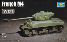 French M4a1 Sherman