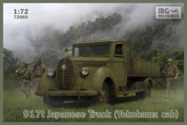 Ford G917 Japanese Truck (Yokohama Cab)