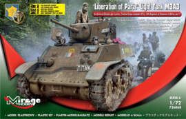 M3a3 liberation of paris