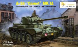 Vespid models | VS72002 | Cruiser tank A34 Comet mk.Ia | 1:72