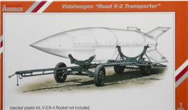 Special Armour   SA72009   Vidalwagen   V2 Road Transporter   1:72