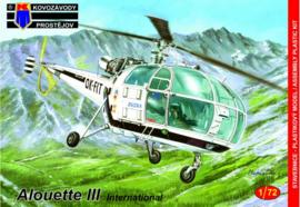 KP | Alouette III | KPM0151 | 1:72
