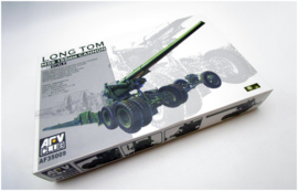 AFV Club | AF35009 | Long Tom M59 155mm cannon | 1:35